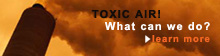 Front Page - Toxic Air