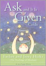 ASK & IT IS GIVEN CARD DECK